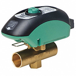 Zone Valve, 2 Way, NC, 1 In NPT