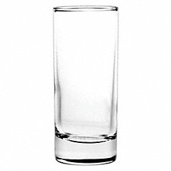 Shooter Shot Glass, 2-1/2 Oz, PK 96