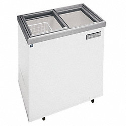 Ice Cream Chest Freezer, 7.2 Cu. Ft.