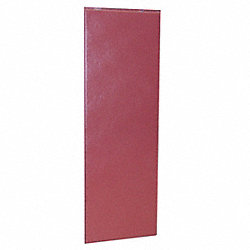 Wall Padding, Red, 2 x 6 ft.