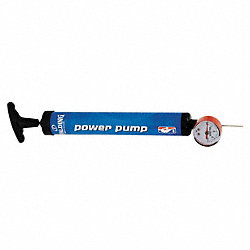 Pump With Gauge, 12 In