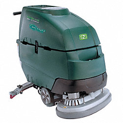 Floor Scrubber, Walk Behind, ec-H2O, 26 In