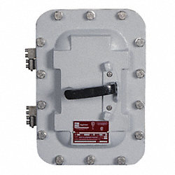 Enclosed Circuit Breaker, 3P, 125A, 600VAC