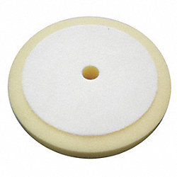 Polishing Pad, 8 In, Foam