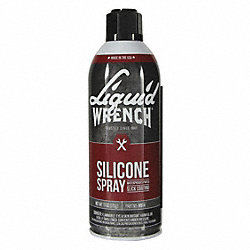 Silicone Spray, Aerosol, 11 Oz.