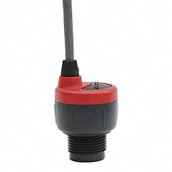 Ultrasonic Level Sensor, 49.2 In