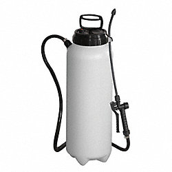 Handheld Sprayer, 3.0 gal., Poly Tank