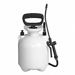 Handheld Sprayer, 1.0 gal., Poly Tank