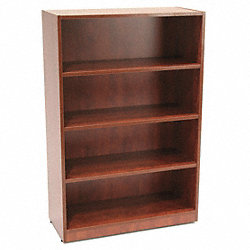 Bookcase, Legacy Series, 3-Shelf, Cherry