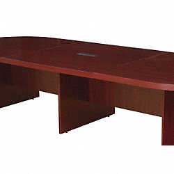 Conference Table, Legacy, 52x48, Mahogany