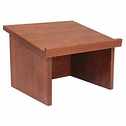 Lectern, Desk Top, Legacy Series, Cherry
