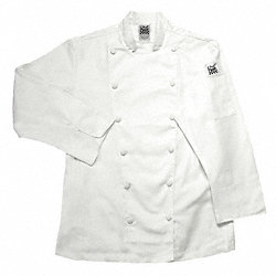 Chef Jacket, Cuisinier, Ladies, White, L