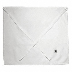 Waist Apron, Fold and Wear 4 Ways, White