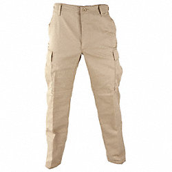 Mens Tactical Pant, Khaki, Size L Reg