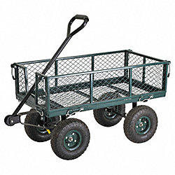 Wagon Truck, 400 lb., 35 In. L