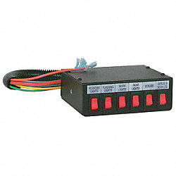 6-Function Switch, 40A