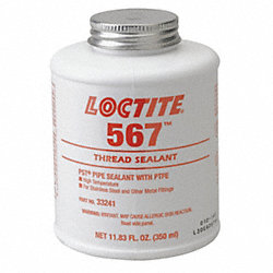 Thread Sealant with PTFE, 350 mL