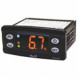 Temperature Control, Digital, SPST, 120V