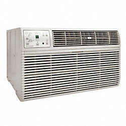 Wall Air Conditioner, 120V, Cool, EER9.4