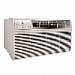 Wall Air Con, 120V, Cool Heat, EER9.4