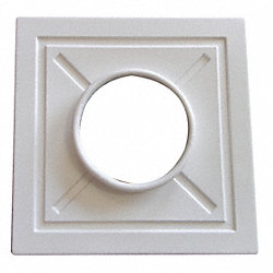 Ceiling Tile Kit, 24 In L