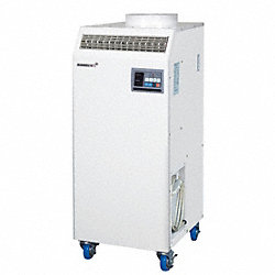 Portable Air Conditioner, 13600Btuh, 115V