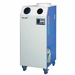 Portable Air Conditioner, 17600Btuh, 115V