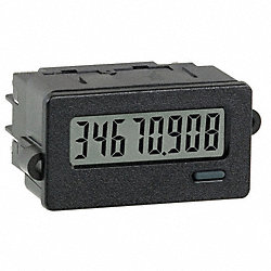 Counter, High Input, Reflective Display