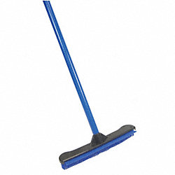 Broom w/Squeegee, 12 In