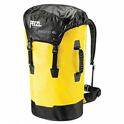 Transport Backpack, Yellow/Black