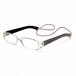 Reading Glasses, +1.25, Clear, Acrylic