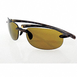 Safety Glasses, Brown, Infared