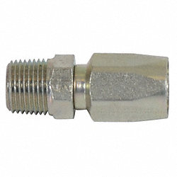 Fitting, 5/16In Hose, 3/8-18NPT, PK5