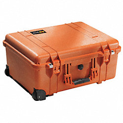 Protector Case, 1.64 cu. ft., Orange