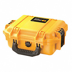 Protector Case, 0.18 cu. ft., Yellow
