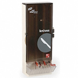 Knife Cutlery Dispenser, Medium Weight