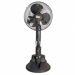 Misting Air Circ, 16 In, 2120 cfm, 120V