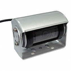 CCD Color Waterproof Rear Camera, 1/4 In