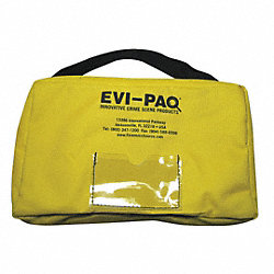 Standard Evidence Tent Carry Case, Yellow