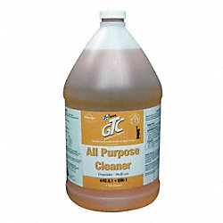 General Purpose Cleaners, Orange, PK 4