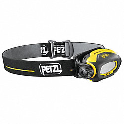 Headlamp, (2)AA.Blk/Ylw