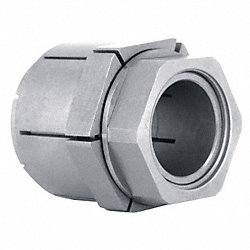 Keyless Bushing, Shaft Dia. 1.0000 In