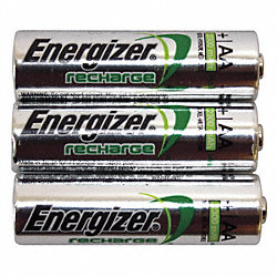 NiMH 2AA BATTERIES, 3 Pk