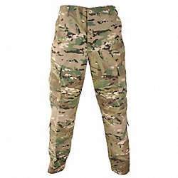 Mens Tactical Pant, Multicam, Size L Short