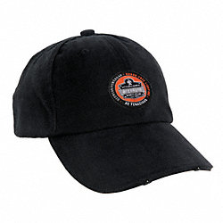 Baseball Hat, Black, Universal