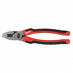 Linesman Pliers, 6-in-1, New England, 9 In