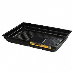 Spill Tray, 5-1/2 In. H, 47-1/2 In. L