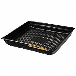 Spill Tray, 5-1/2 In. H, 37-3/4 In. L