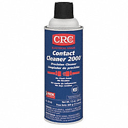 Contact Cleaner, Aerosol Can, 13 oz.