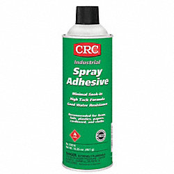 Adhesive Spray, 24 oz., Min Soak-In